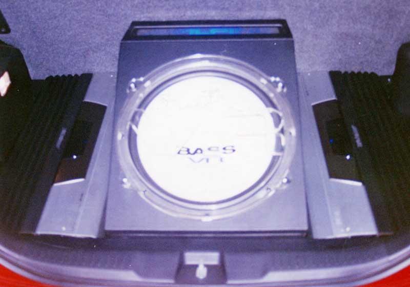Amp & Sub
