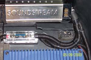 Capacitor & Fuse