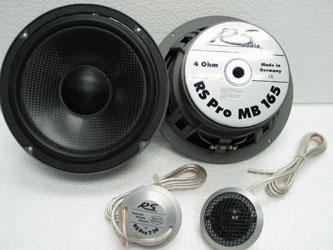 RS Audio Speakers