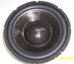 Woofer Modified