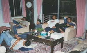 Man, John, Shah, Rosen, Rizal