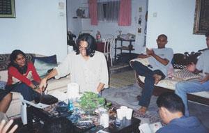 Fawa, Fesal, Sampah & Razman